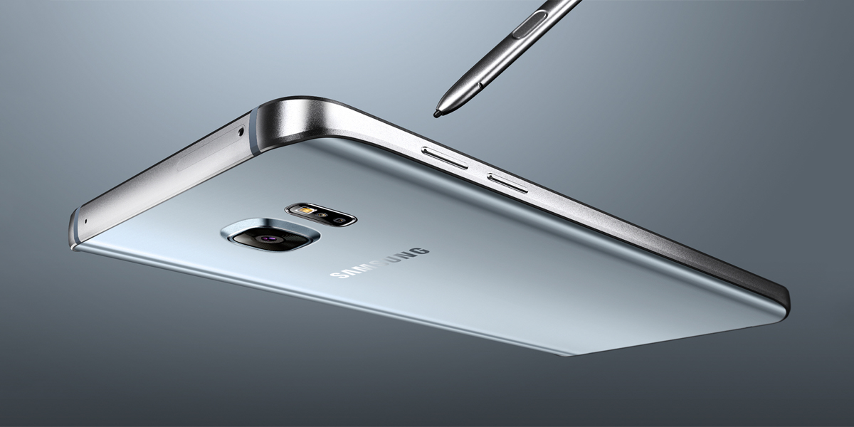 Samsung Galaxy Note 5 versus BlackBerry Priv 4