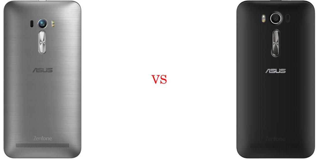 Asus ZenFone Selfie versus Asus ZenFone 2 Laser 3