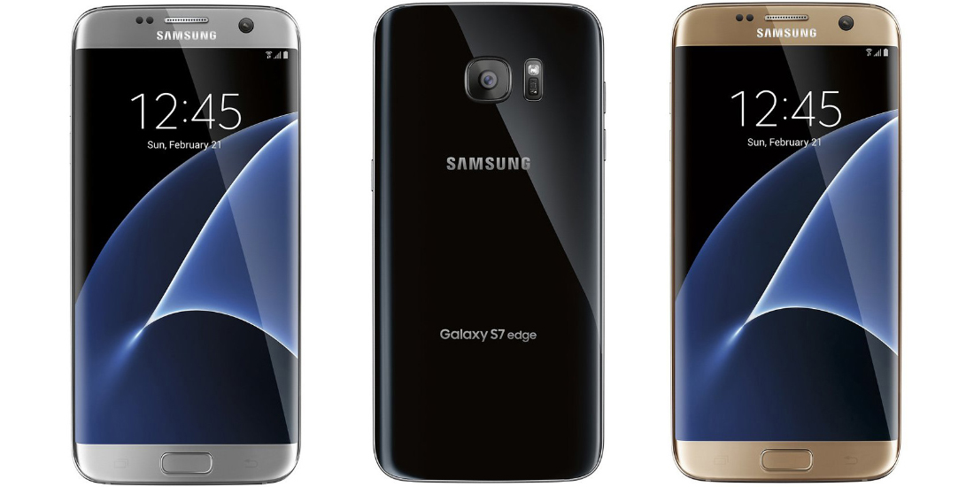 Samsung Galaxy S7 versus iPhone 7 1