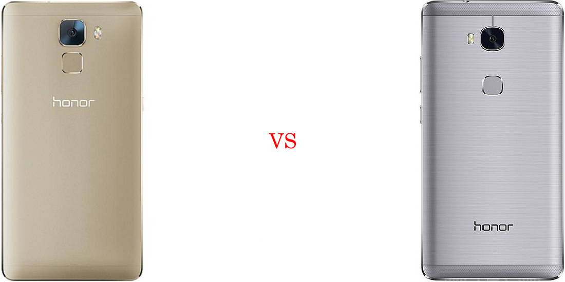 Huawei Honor 7 versus Huawei Honor 5X 3