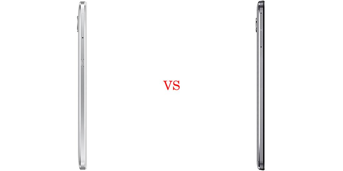 Huawei Honor 7 versus Huawei Honor 5X 4