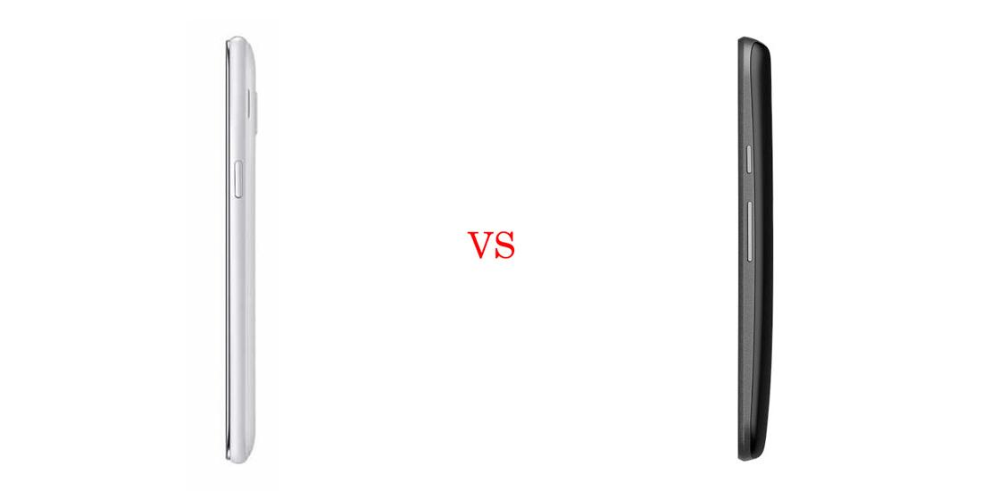 Samsung Galaxy J7 versus Motorola Moto G (Turbo Edition) 4