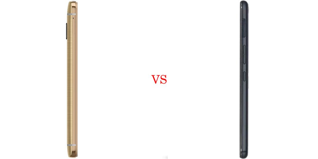 HTC One M9 versus HTC One X9 4