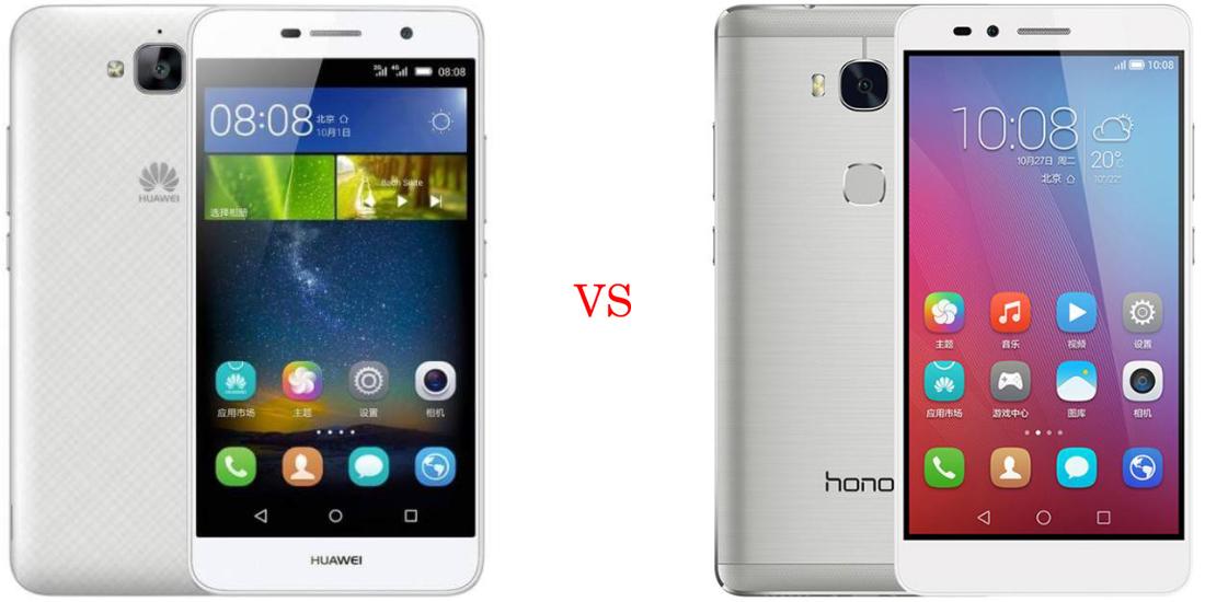 Huawei Y6 Pro versus Huawei Honor 5X 1