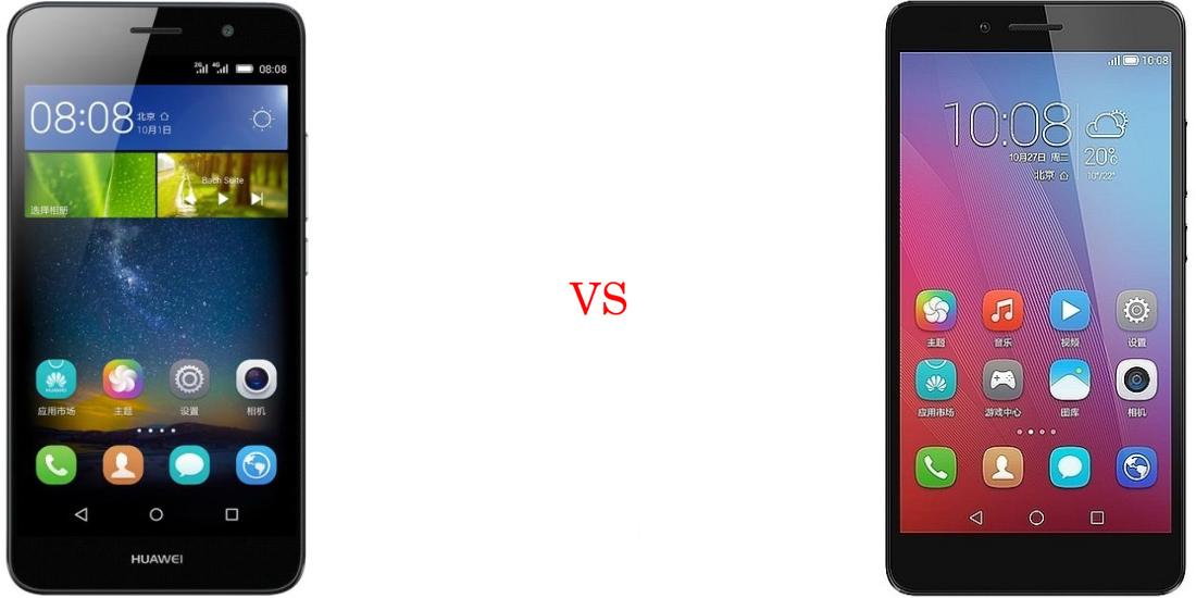 Huawei Y6 Pro versus Huawei Honor 5X 2