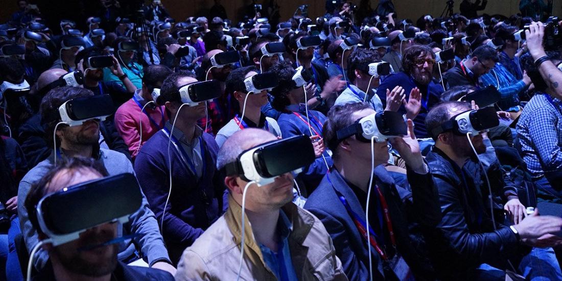 El futuro presentado en el MWC 2016 de Barcelona realidad virtual, smartphone modular y 5G 1