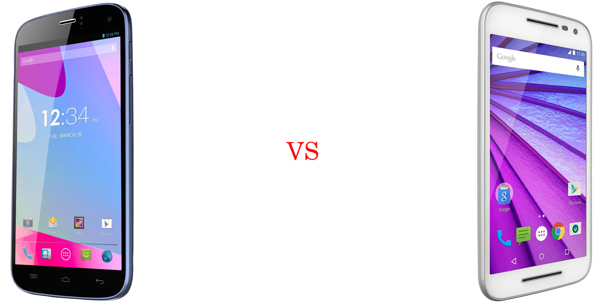 BLU Life One X versus Motorola Moto G (2015) 5