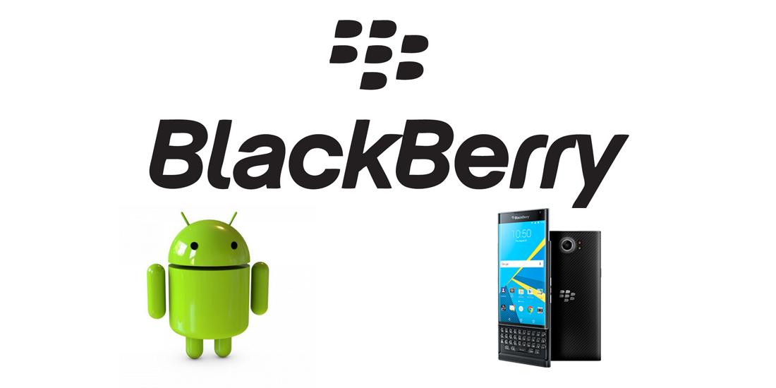 Confirmado - En 2016 BlackBerry va a ofrecer dos nuevos smartphones de gama media con Android 1