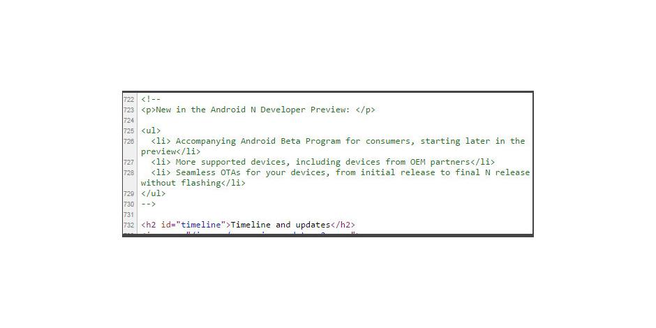 Novedades que afectan a dispositivos como Samsung Galaxy S6 y S7 con Android N Developer Preview para desarrolladores 1