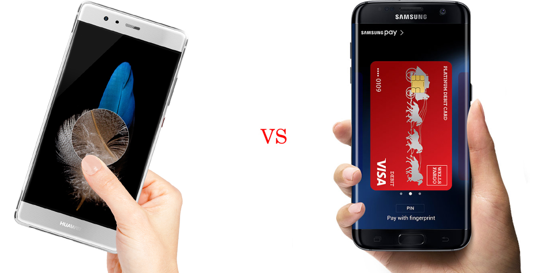 Huawei P9 Plus versus Samsung Galaxy S7 Edge 4