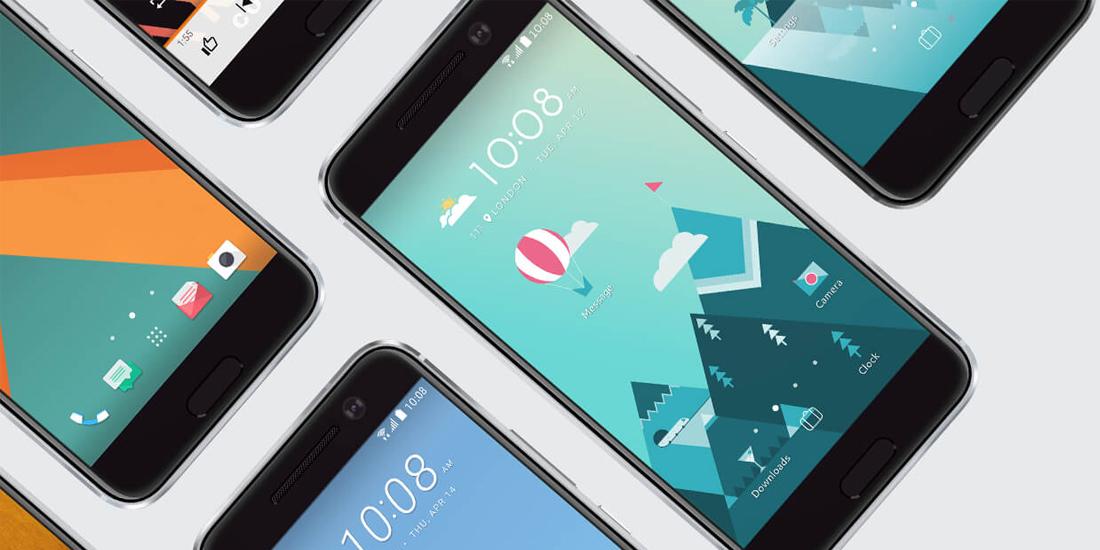 HTC smartphone renacimiento HTC 1