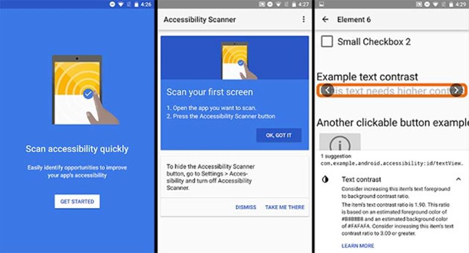Android ahora es mas accesible gracias a Google Voice Access 1