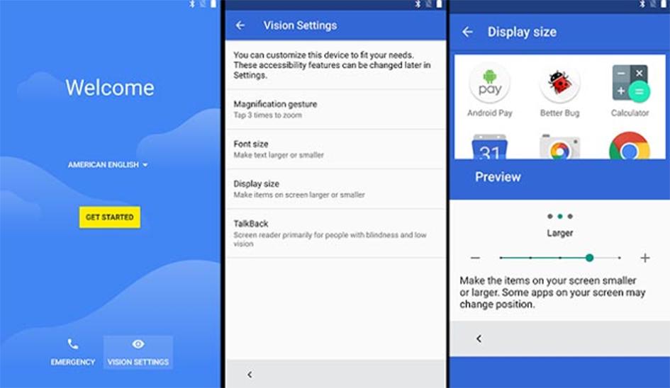 Android ahora es mas accesible gracias a Google Voice Access 2