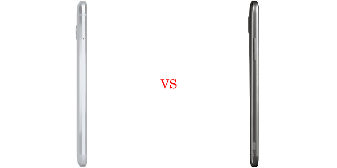 HTC 10 versus LG G5 4