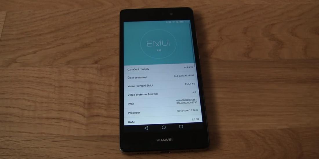 Como instalar Android 6.0 Marshmallow en Huawei P8 Lite manualmente