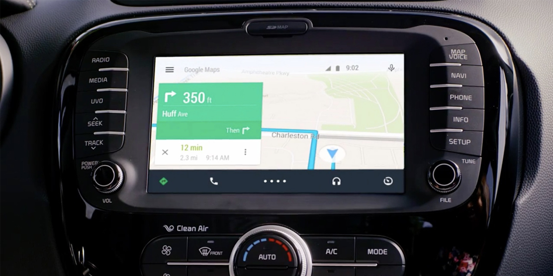 Mercedes termina por aceptar Android Auto y se une a la Open Automotive Alliance 1