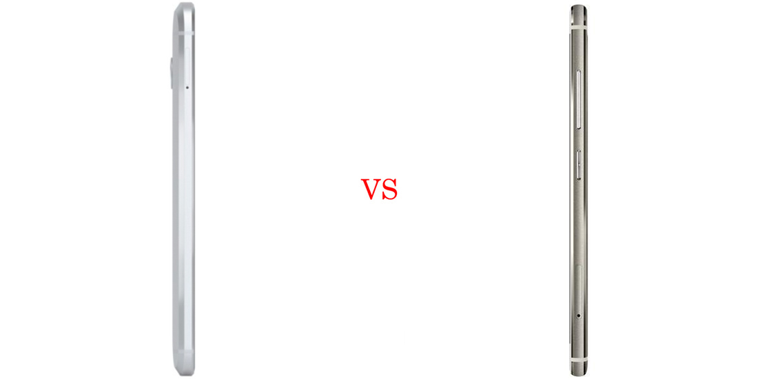 HTC 10 versus Huawei P9 4