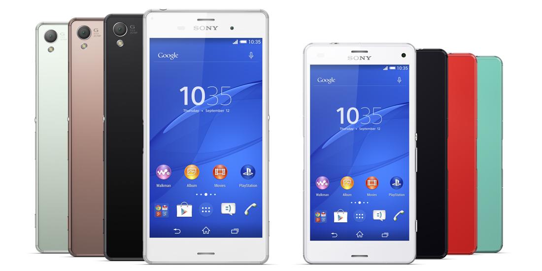 Sony libera Android 6.0.1 Marshmallow para todos los modelos de Xperia Z2 y Z3 1