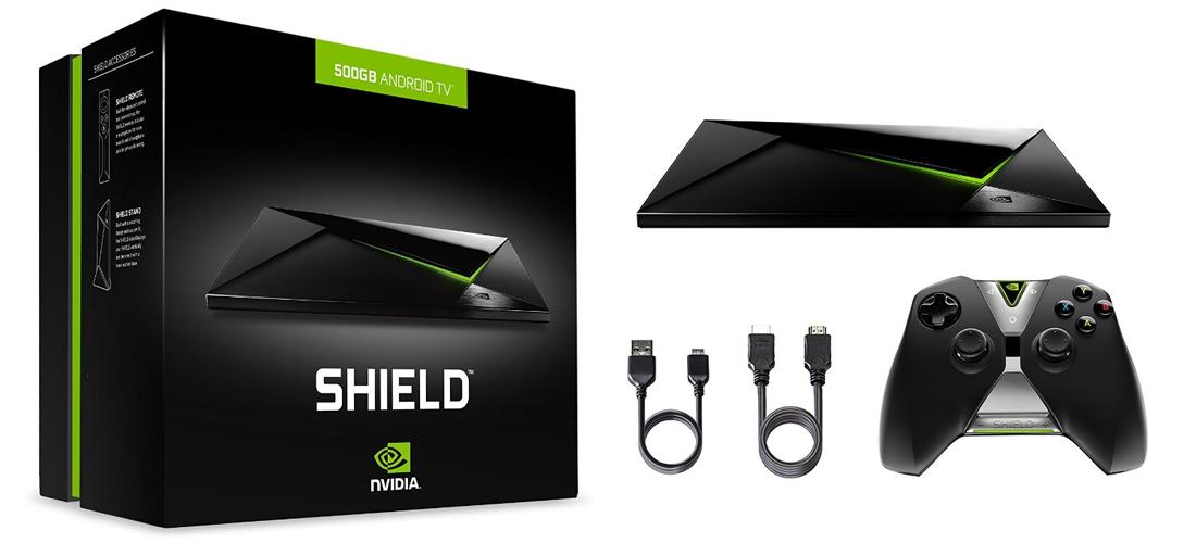 Shield Android TV se actualiza y ahora el mando se puede utilizar como un ratón 1