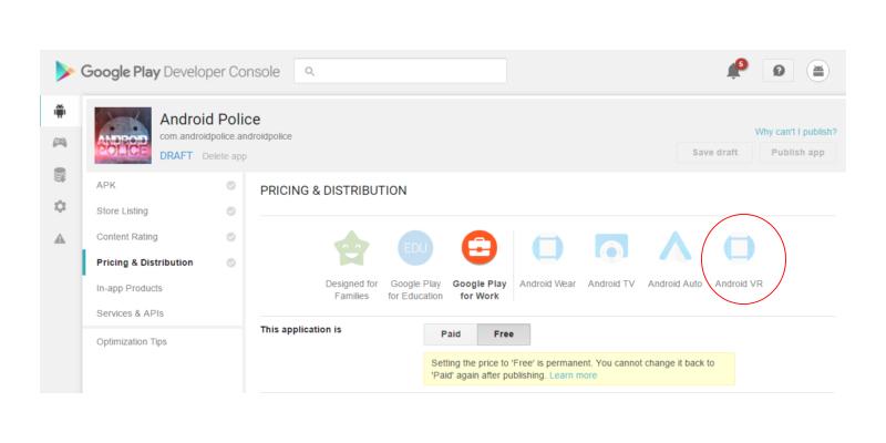 Android VR es casi oficial y confirmado por parte de Google 1