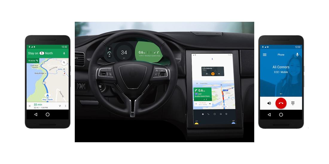 Android Auto trae novedades en el Google I/O 2016 1