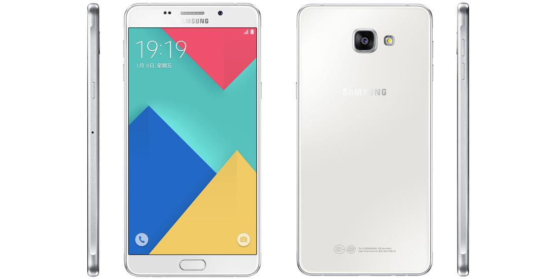 Samsung Galaxy A9 recibe actualizacion a Android 6.0.1 Marshmallow 1