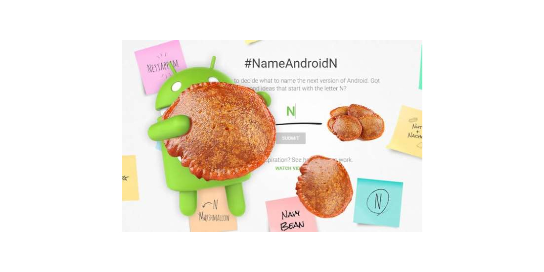 Android N could be called Neyyappam, to the delight of Indian users 1