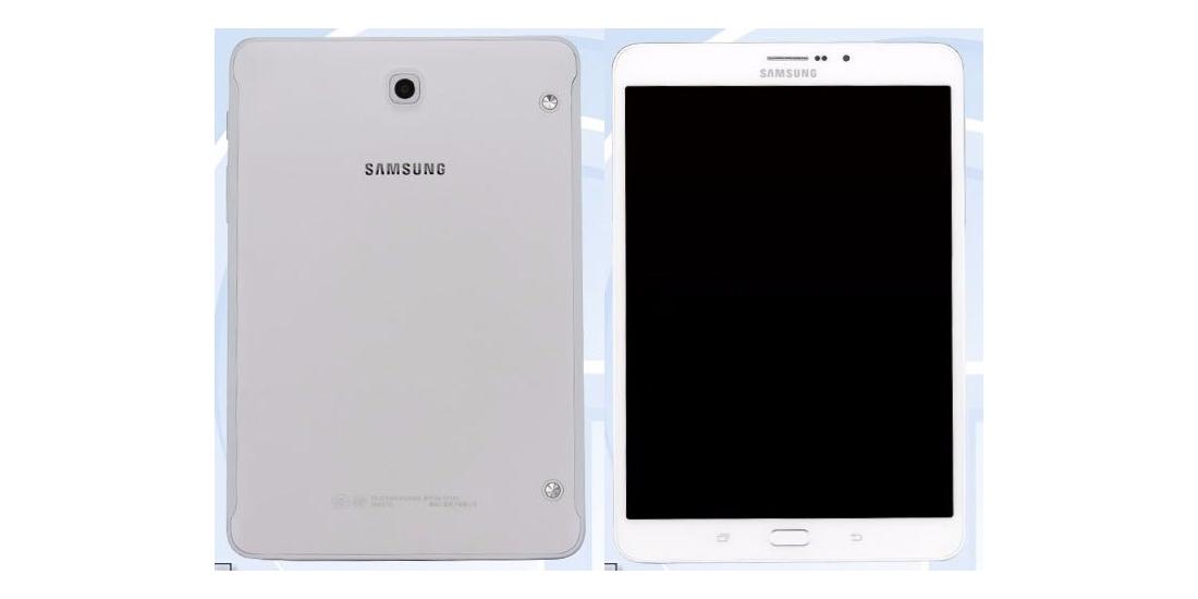 Samsung Galaxy Tab S3 8.0 1