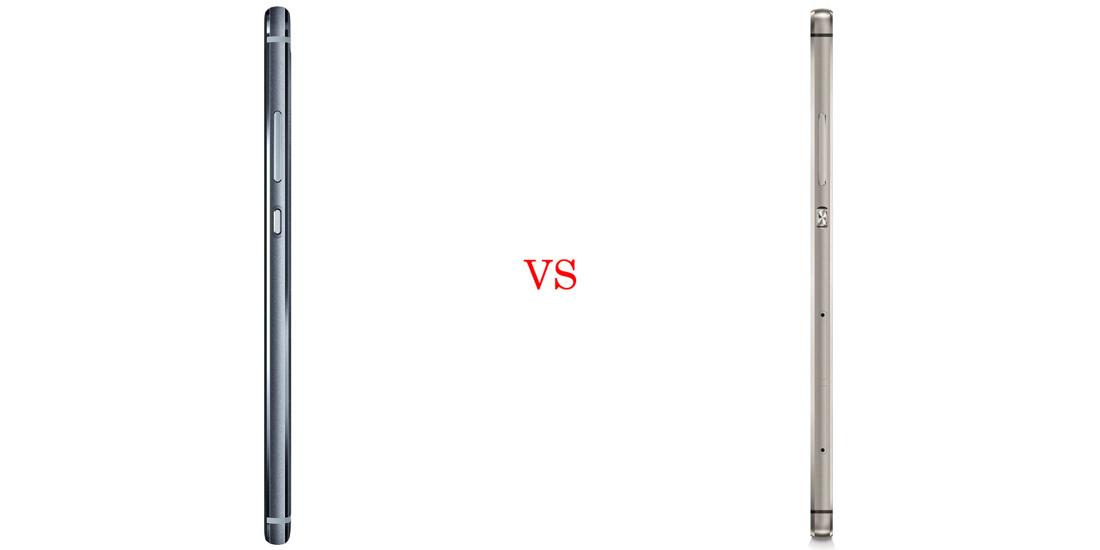 Huawei P9 versus Huawei P8 4