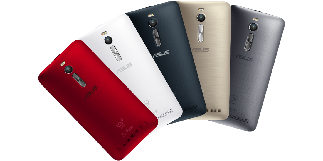 ASUS actualiza ZenFone 2 ZE551ML y ZE550ML a Android 6.0.1 Marshmallow 1