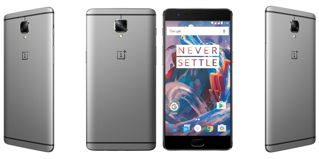 OnePlus 3 official: high-end smartphone at 399 euros 1