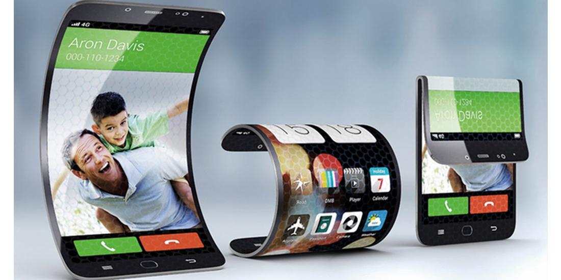 Smartphone de Samsung con pantalla plegable previsto para 2017 1