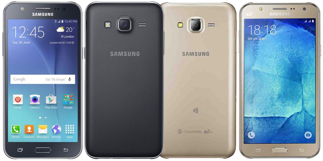 Samsung Galaxy J5 y Samsung Galaxy J7 inician en la India la actualizacion a Android Marshmallow 1