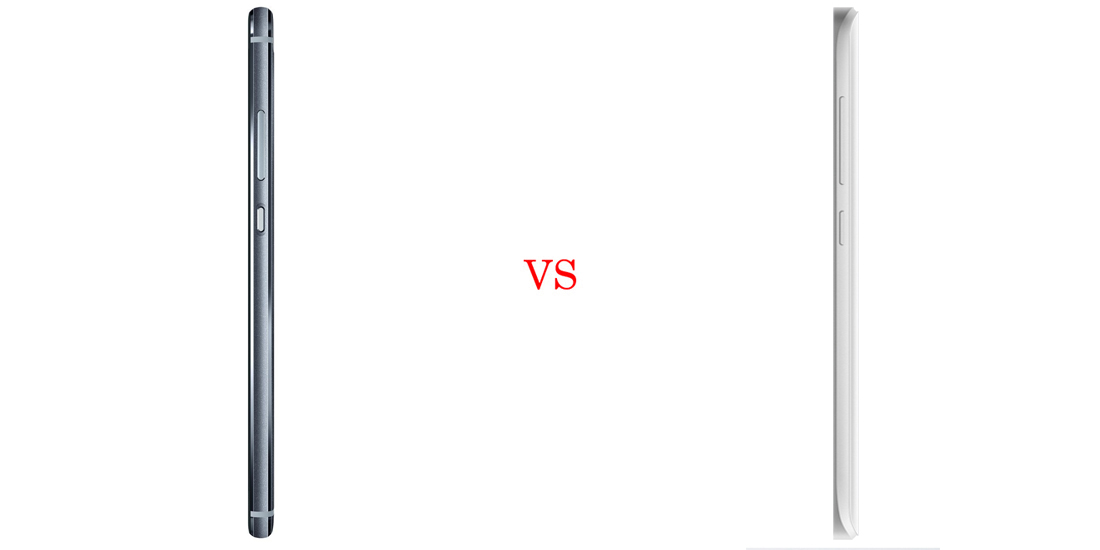 Huawei P9 versus Xiaomi Mi5 (comparativo) 4