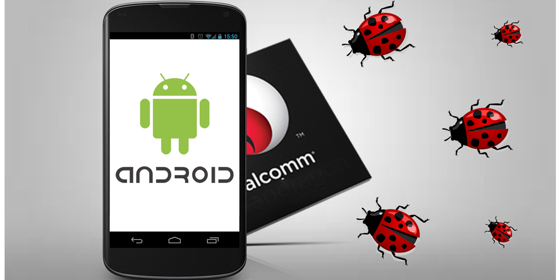 Descoberta uma maneira de superar a criptografia em dispositivos Android com SoC Qualcomm 1