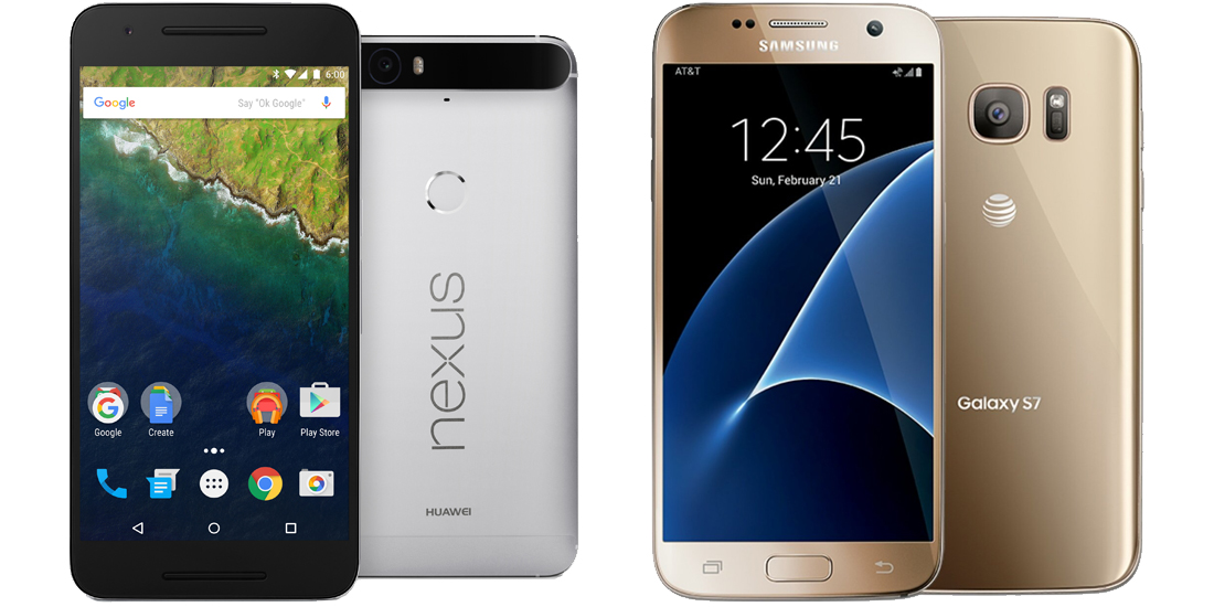Samsung and Nexus have the most secure and most reliable smartphones 1