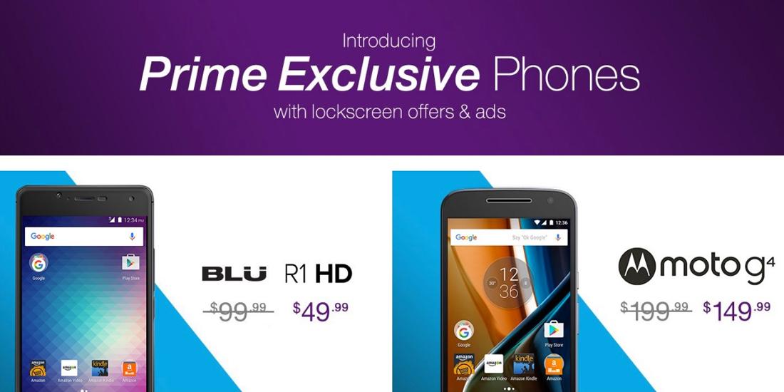Amazon EUA oferece grandes descontos para os usuarios de smartphones Android durante Prime Day 1
