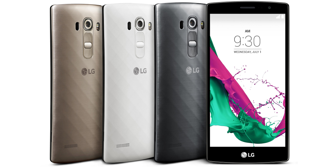 Smartphones LG de 2015 se actualizan a Android 6.0 Marshmallow 1