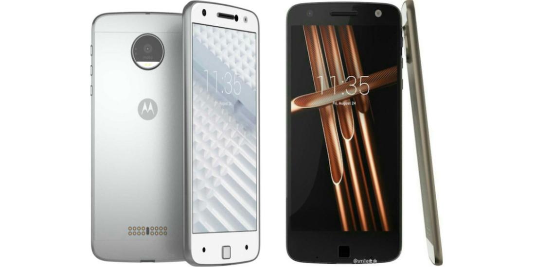 Moto Z Play, novo smartphone Android modular pela Lenovo 1