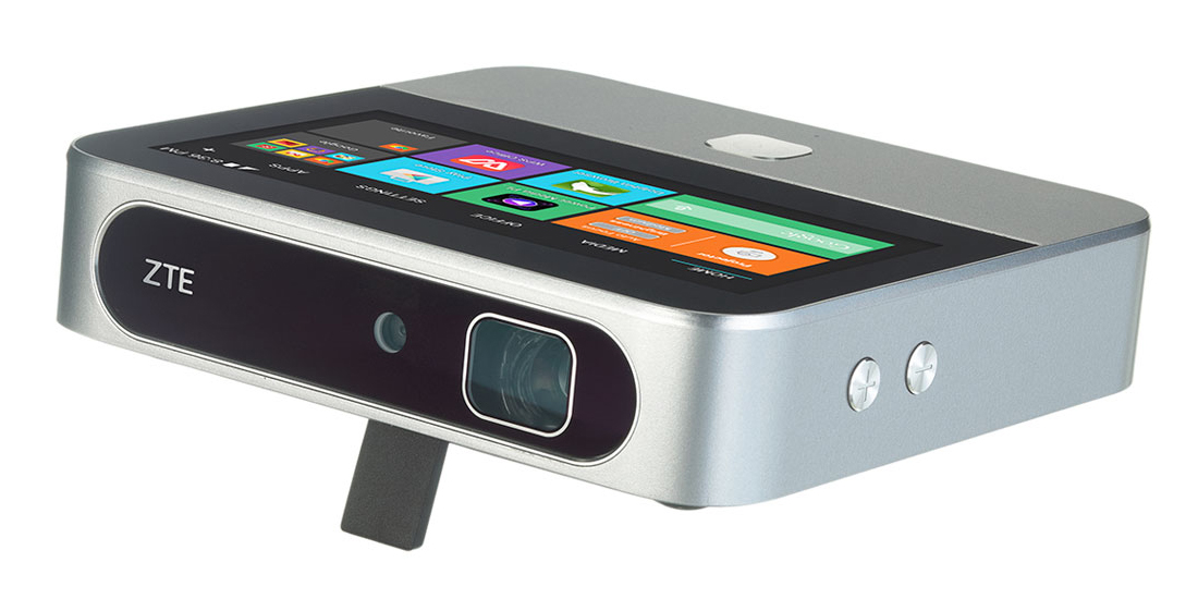 ZTE SPro 2 - mobile projector for leisure and business 1