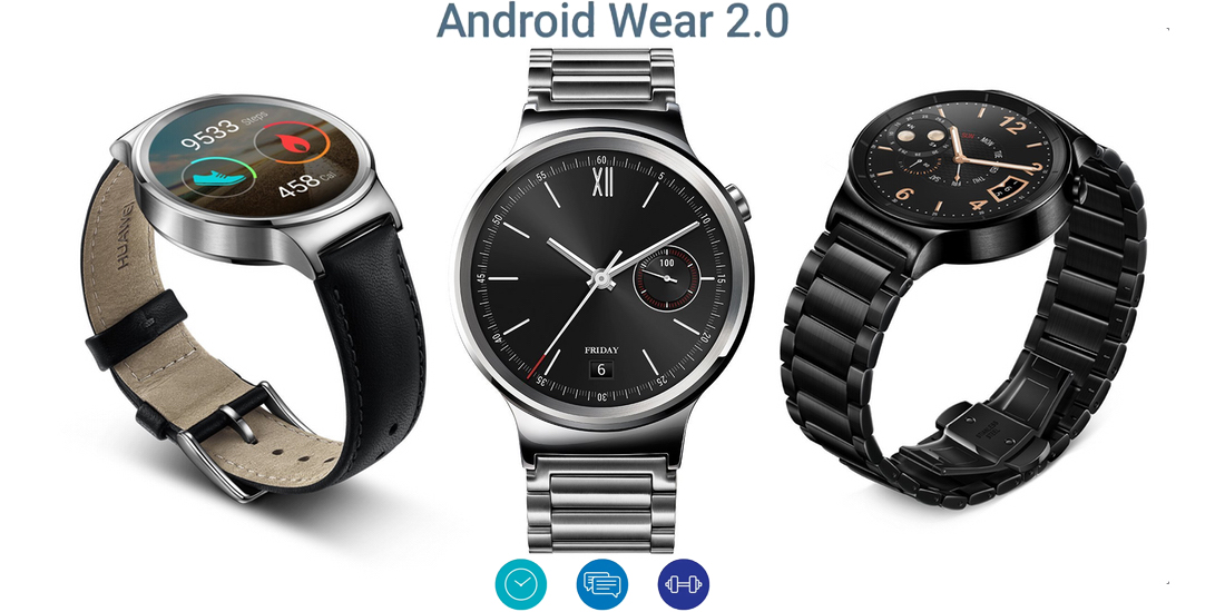 Android Wear 2.0 Developer Preview liberado e pronto para fazer download 1