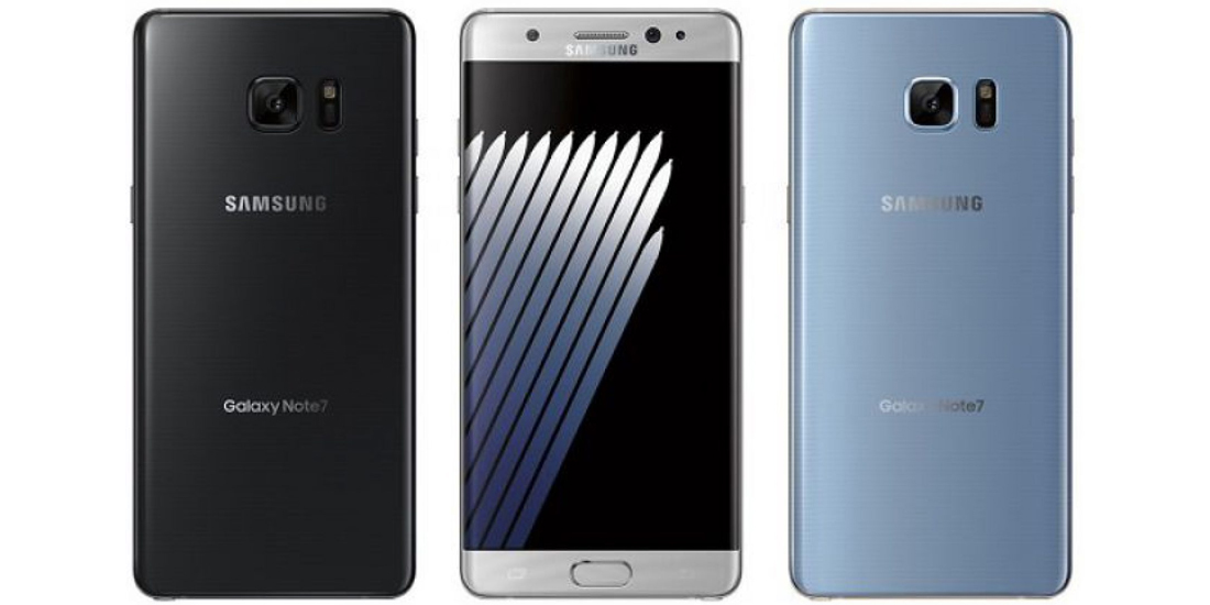 Samsung Galaxy Note 7 - pre-orders from August 2 1