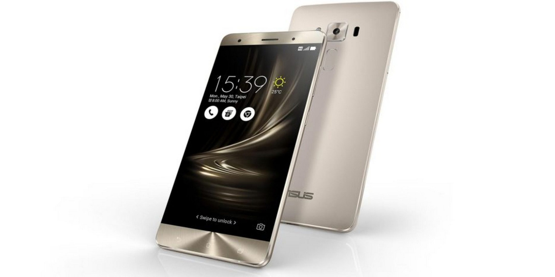 ASUS Zenfone expands the range Zenfone with ASUS Zenfone 3 and 3 Max 1
