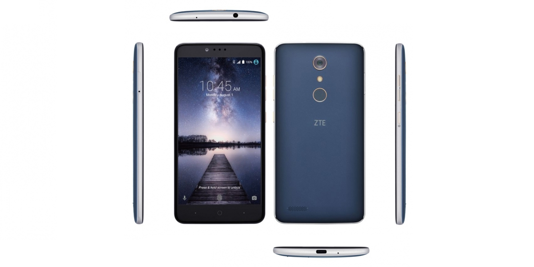 ZTE ZMax Pro, 6-inch Android phablet 1
