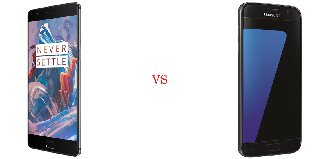OnePlus 3 vs Samsung Galaxy S7 (Comparative) 5