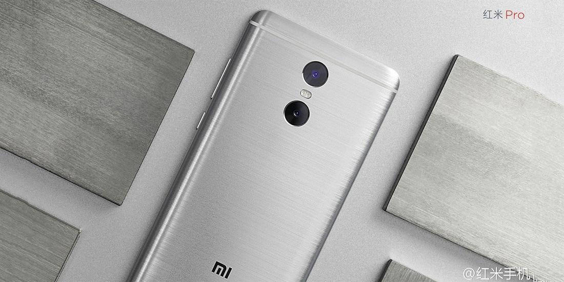 Xiaomi Redmi Pro, el nuevo buque insignia Android con camara dual de alta calidad 1