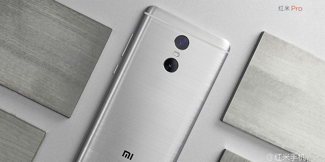Xiaomi Redmi Pro, the new Android flagship with high quality Dual Camera 1
