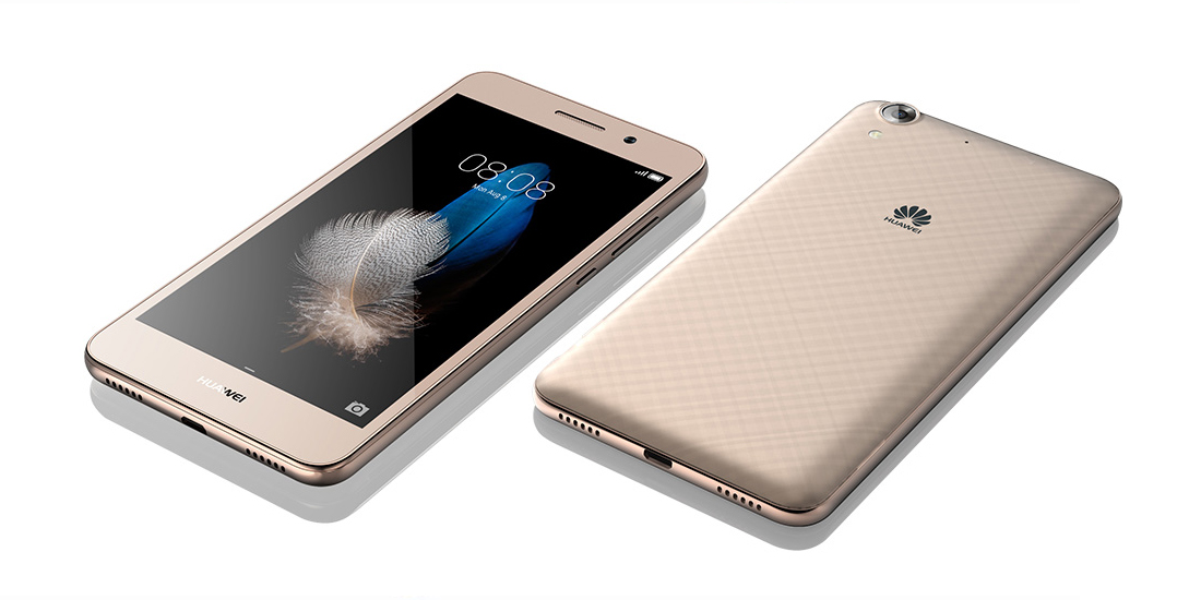 Huawei announced six new Android smartphones 1