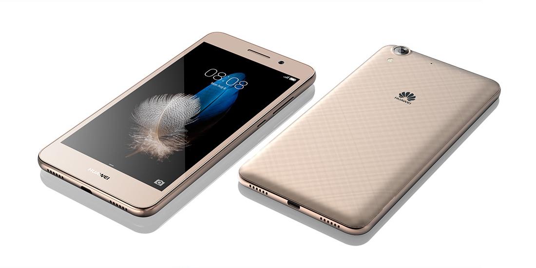Huawei anuncia seis novos smartphones Android 1