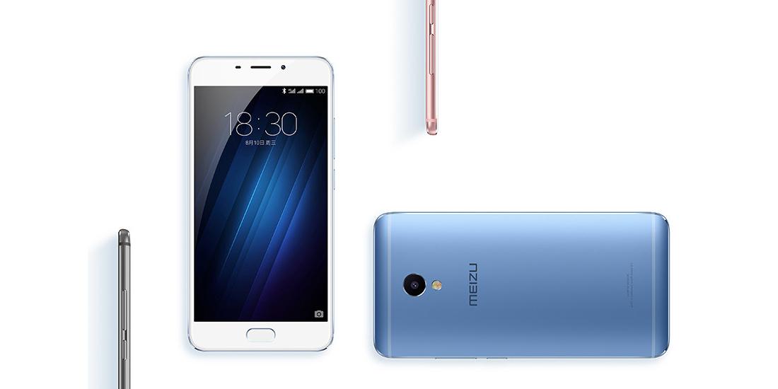 Meizu M3E ya es oficial, smartphone Android de gama media 1